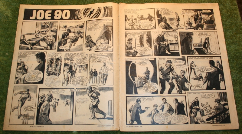 Joe 90 comic no 34 (4)