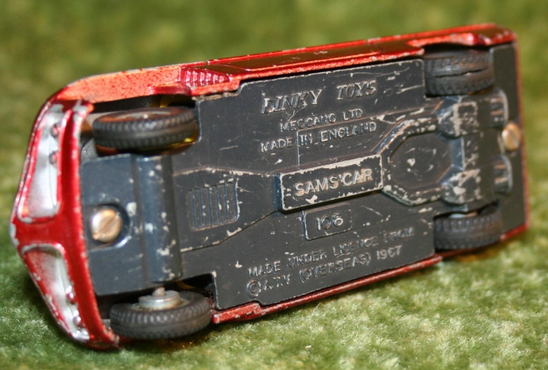 Dinky Toys Joe S Car