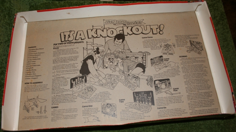 Its a Knockout board game (5)