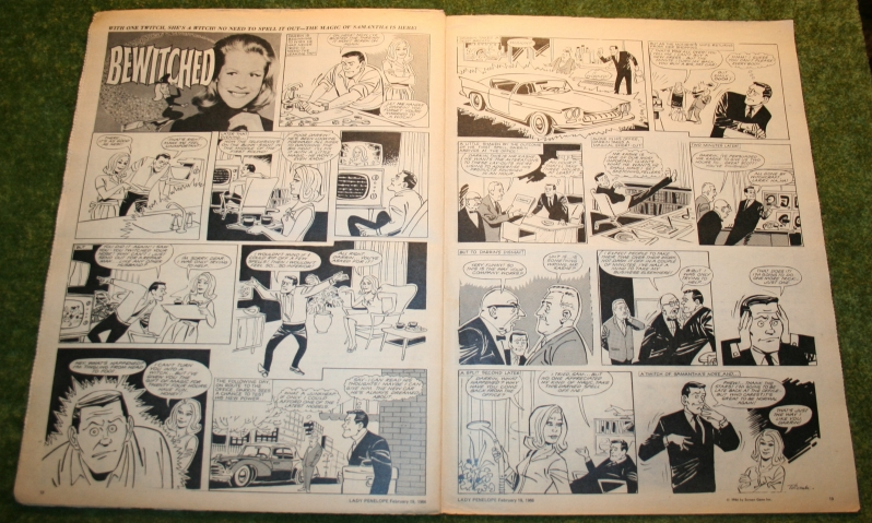 Lady P comic No 5 Incompleate (12)