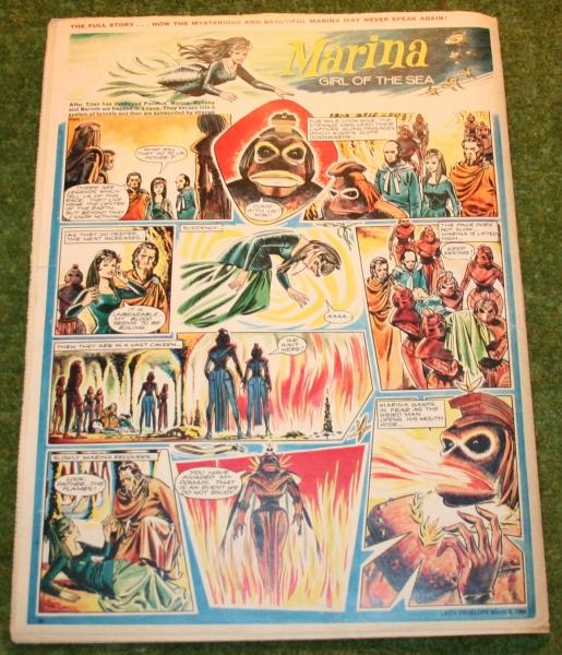 Lady P comic no 7