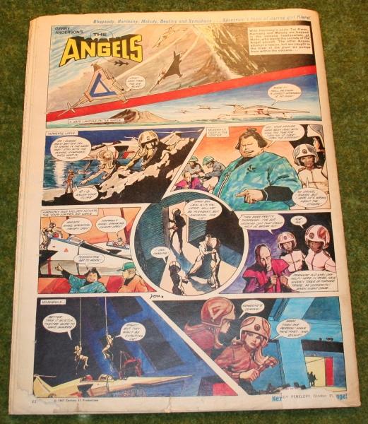Lady p comic no 92