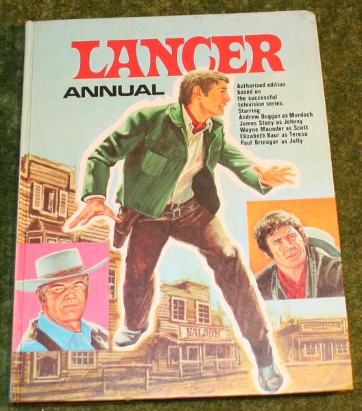 Lancer annual (c) 1970 (2)