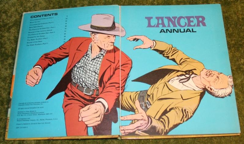 Lancer annual (c) 1970 (3)