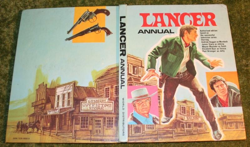Lancer annual (c) 1970