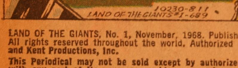 land-of-the-giants-comic-no-1