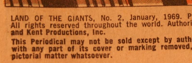 land-of-the-giants-comic-no-2