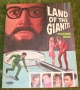 Land of giants colouring book
