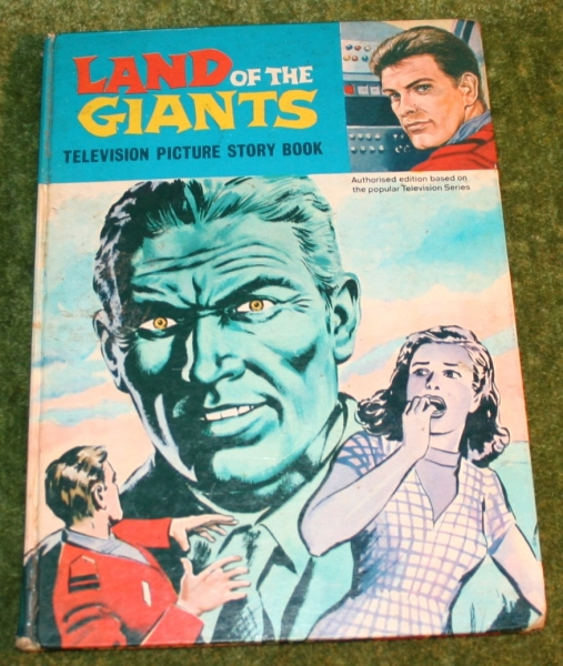 Land of giants tv picture story book (2)