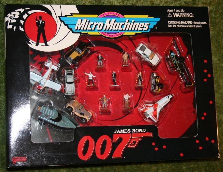 007 micro machines large set (2)