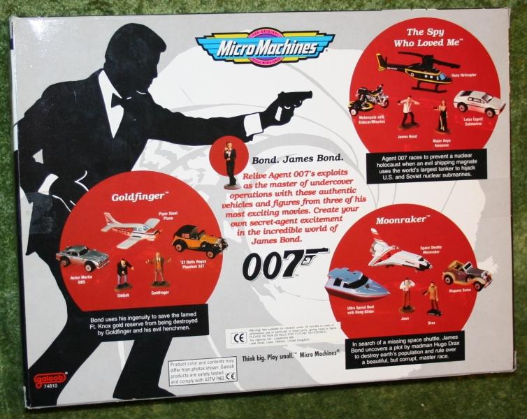 007 micro machines large set (4)