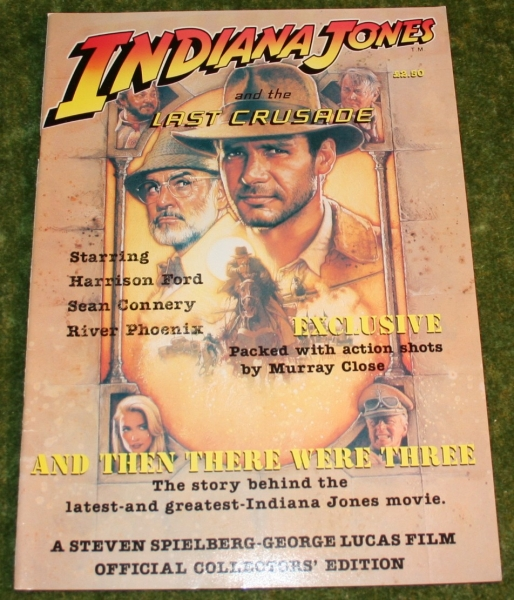 Indiana jones last crusade magazine (2)