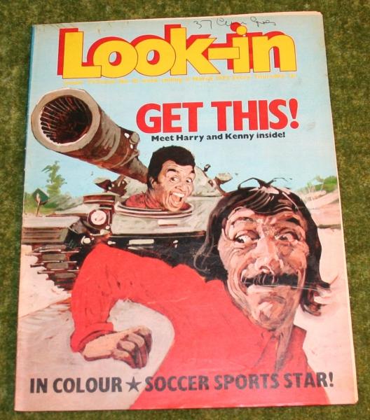 Look In 1972 no 10