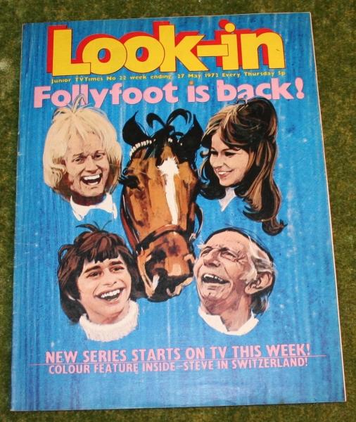 Look in 1972 no 22