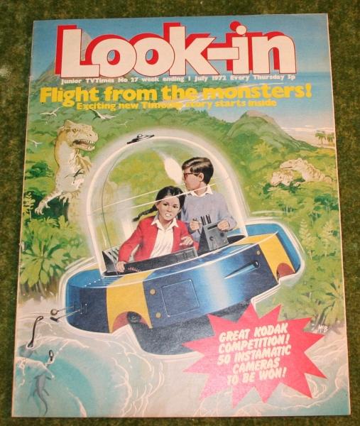 Look in 1972 no 27