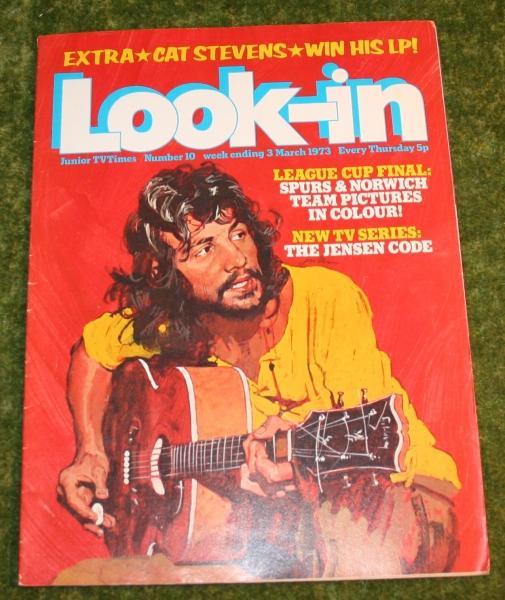 look in 1973 no 10