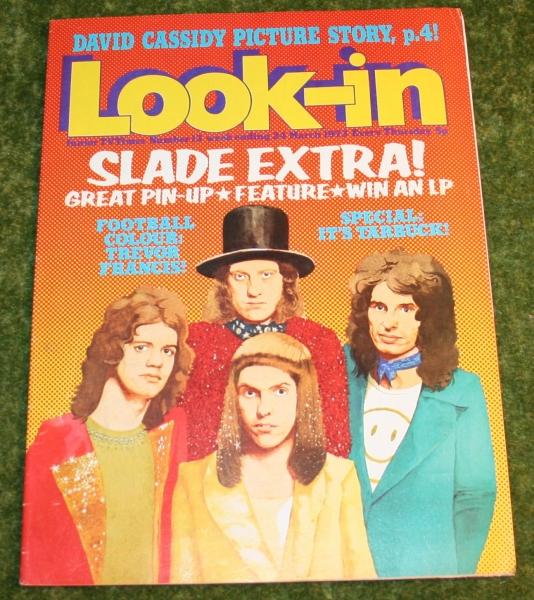 look in 1973 no 13