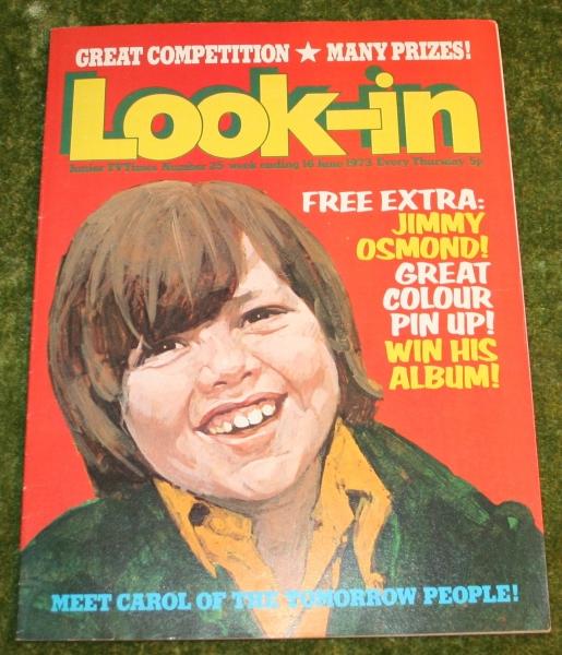 look in 1973 no 25