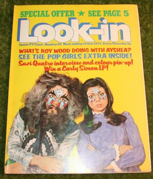 look in 1973 no 29