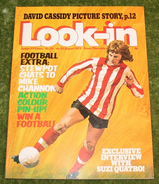 Look in 1973 no 35