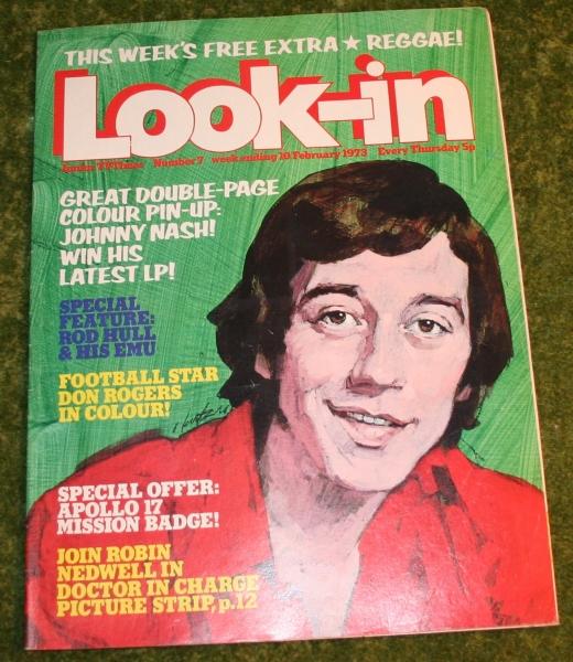 look in 1973 no 7