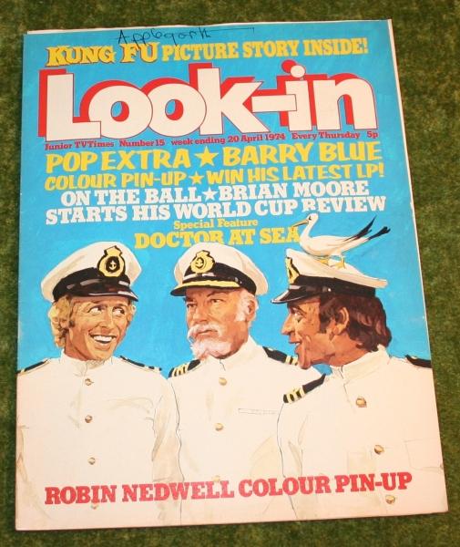 look in 1974 no 15