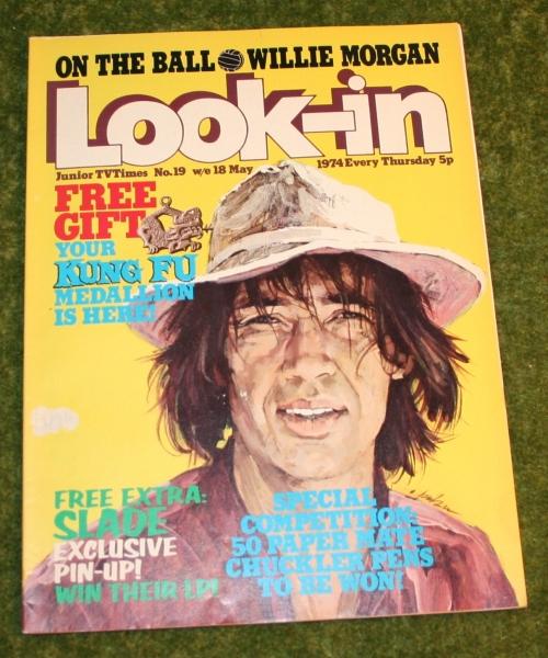 look in 1974 no 19