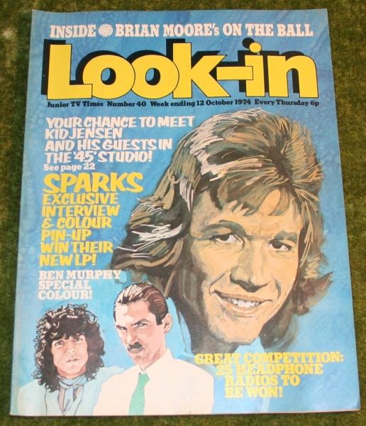 look in 1974 no 40
