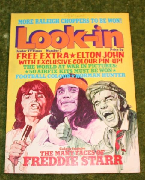 look in 1974 no 7
