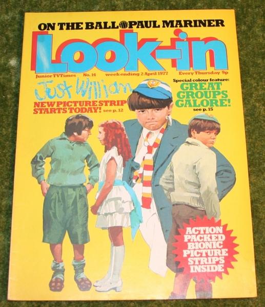 Look In 1977 no 14