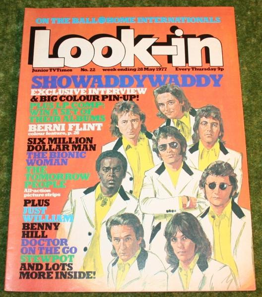 Look In 1977 no 22