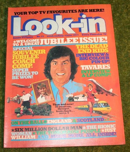 Look In 1977 no 23