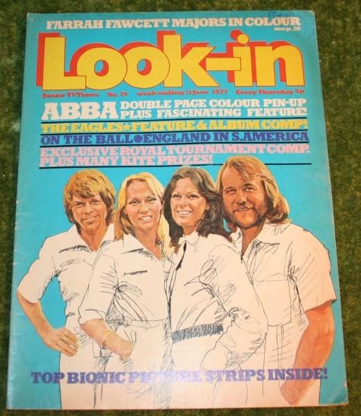 Look In 1977 no 24