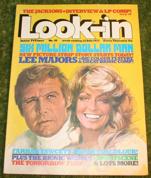 Look In 1977 no 30