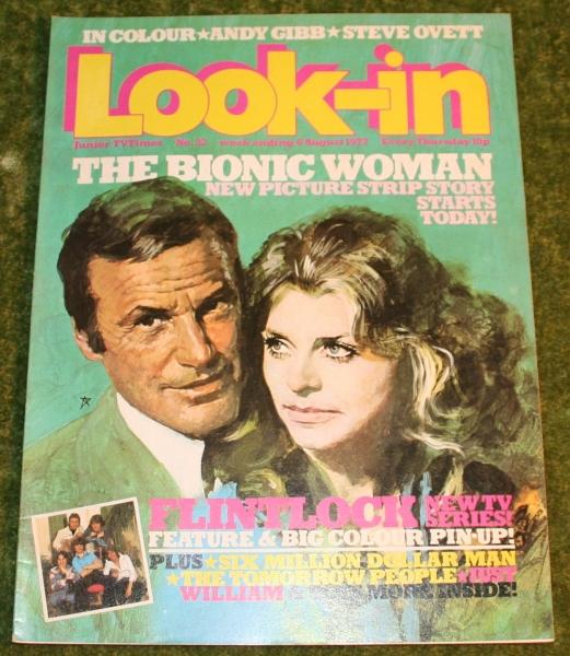 Look In 1977 no 32
