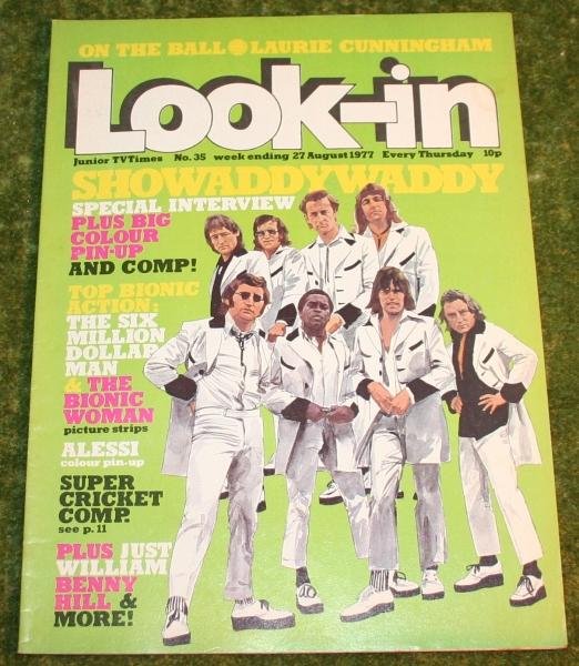 Look In 1977 no 35