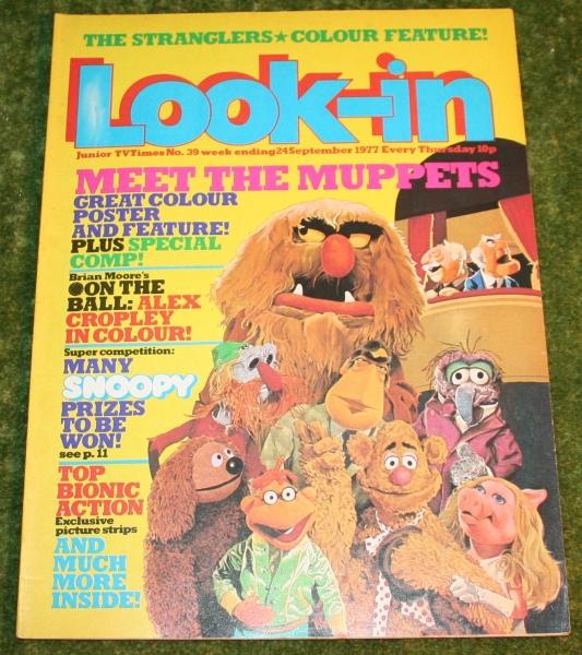 Look In 1977 no 39