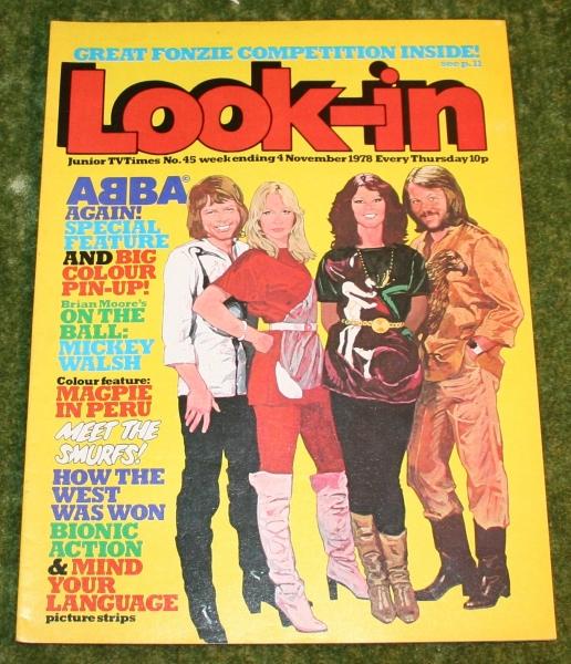Look in 1978 no 45