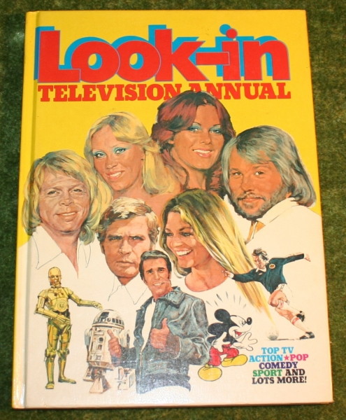 Look in annual (c) 1978 (2)