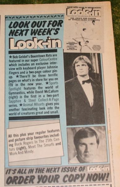 Look In 1980 no 1 Dec