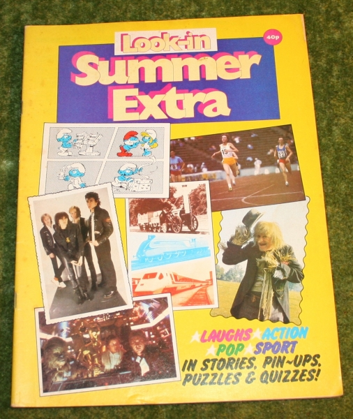 Look in 1980 summer extra