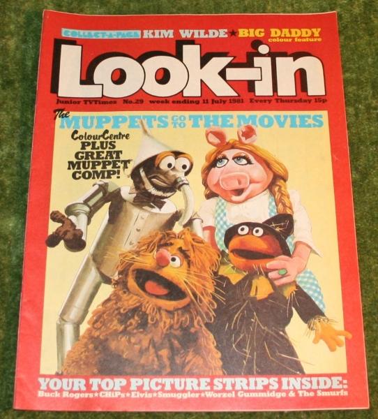 look in 1981 no29