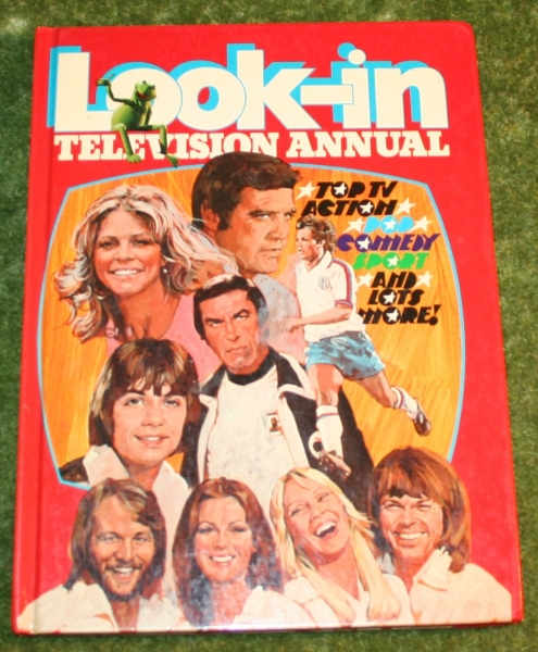 Look in annual (c) 1977 (2)