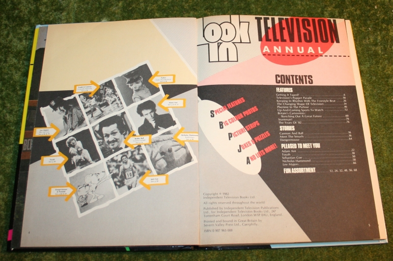 Look in annual (c) 1982 (9)