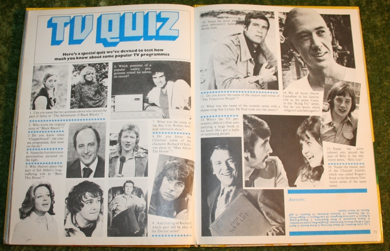 Look In Annual (c) 1975 (13)