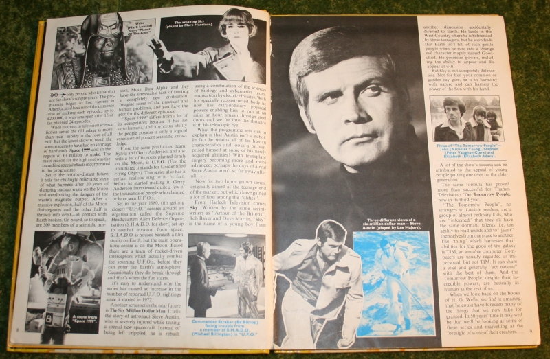 Look In Annual (c) 1975 (6)