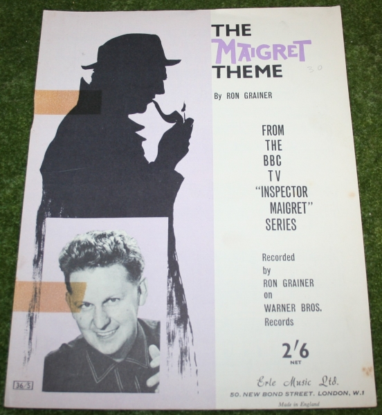 Maigret sheet music