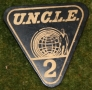 man from uncle lone star no 2 badge