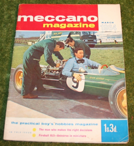 meccano magazine march 1964 (2)