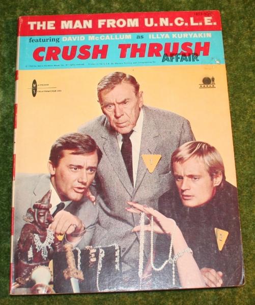 MFU Crush Thrush affair